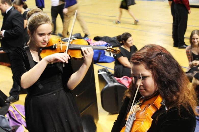 MONTANA ALL-STATE FESTIVAL BRINGS MUSICIANS TOGETHER