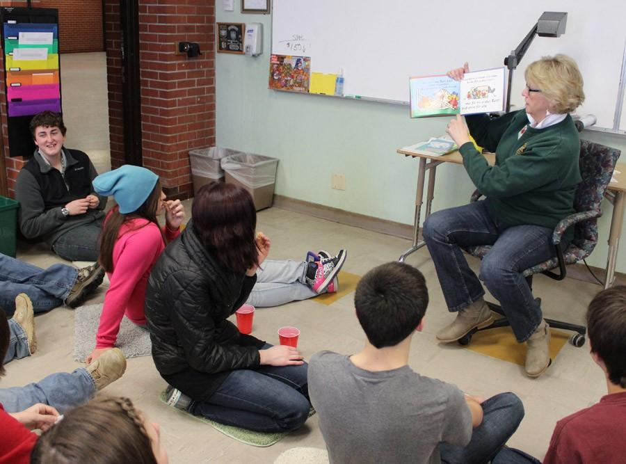 STORY TIME WITH FRAU BULGER