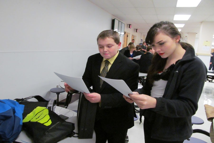 SPEECH AND DEBATE PREPS FOR STATE