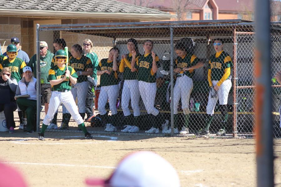 SOFTBALL TEAM TAKES TO THE FIELD