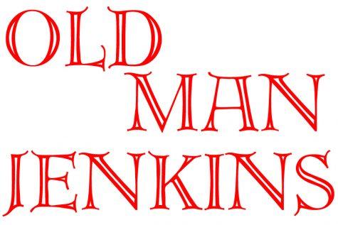 Old Man Jenkins Poem