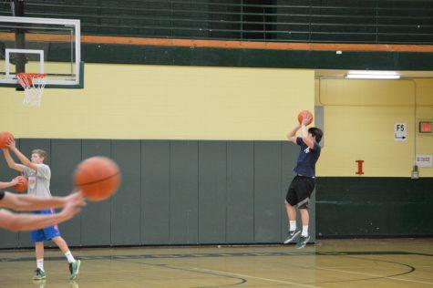 Senior is ecstatic for upcoming basketball season