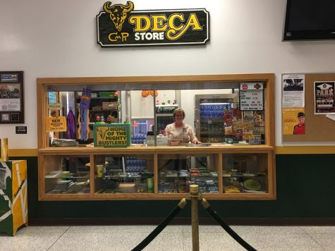Deca Store struggles to sell healthy fare