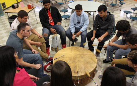Drum circle meets at CMR