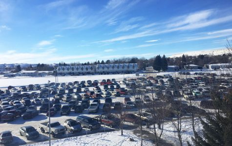 Winter poses new parking problems at CMR