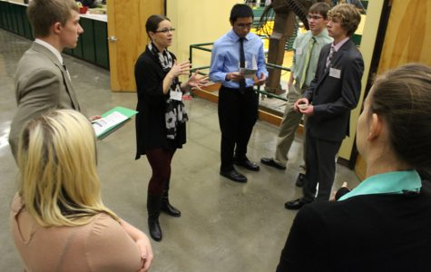Statewide BPA teams compete at CMR