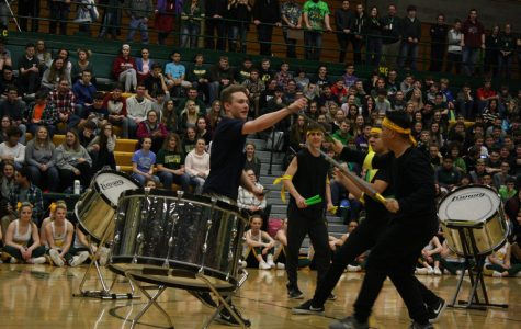 CMR Pep Assembly ends off with a BANG