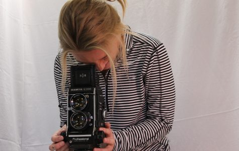CMR Student expresses her desire to perfect the art of photography