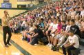 Class of 2021 arrives at CMR