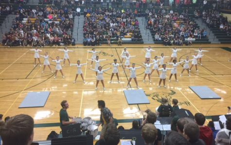 Rustlers get rowdy at Oct. 25 pep assembly