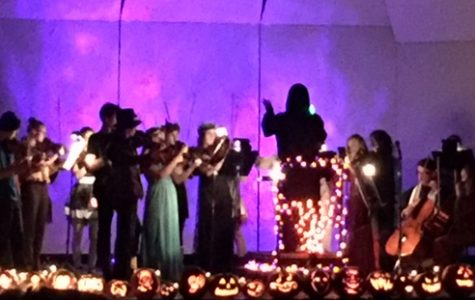 Orchestra hits the high notes at their Halloween Concert