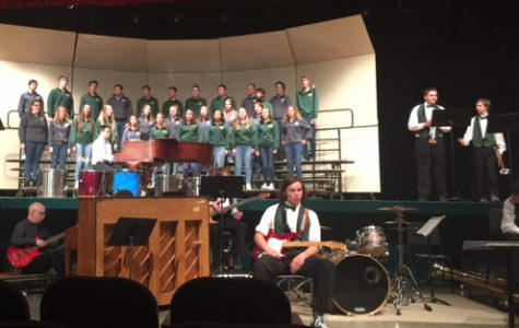 Annual jazz concert entertains crowd