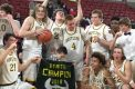 Boys basketball team grabs state title